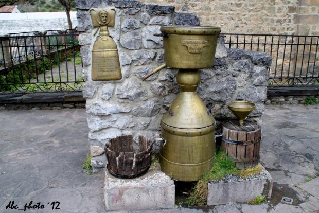 Fuente en Potes