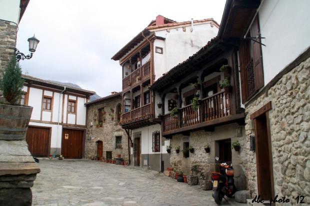 Casa típicas de la comarca